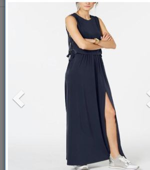New w/tag size XL michael michael kors reef twist neck maxi dress retail $140 for $46 for Sale in Rialto, CA