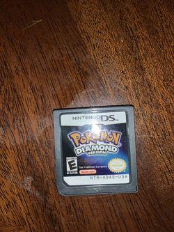 Pokémon Diamond Ds for Sale in San Leandro,  CA