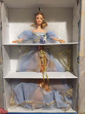 Mattel Harpist Angel Barbie - Collector Edition for Sale in Orland Park, IL