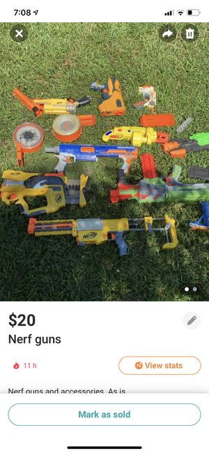 Nerf guns and accessories for Sale in Seneca, SC