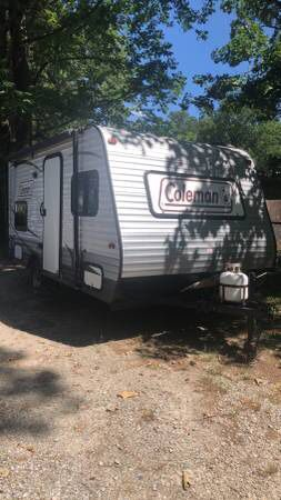 2015 15ft Coleman Camper for Sale in Collegedale, TN