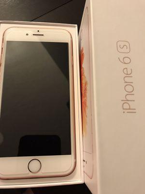 Iphone 6s gold rose 32g metro pcs for Sale in San Jose, CA
