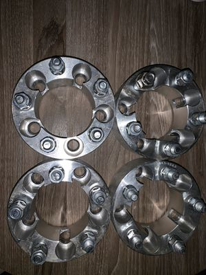 """2"""" 5 Lug Wheel Spacers for Sale in Portland, CT"""