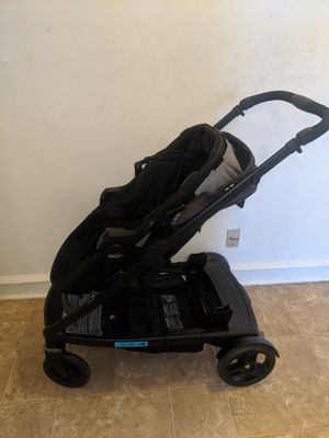 GRACO DOUBLE STROLLER for Sale in St. Louis, MO