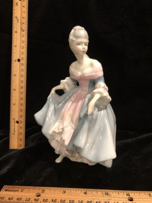 Royal Doulton Southern Belle by Peggy Davies HN 2425 for Sale in Spanaway, WA