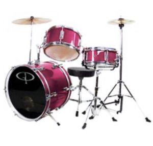 Pink starter drum set for Sale in Medford, OR