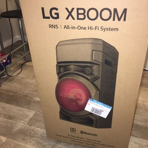 LG XBOOM for Sale in Fort Worth, TX