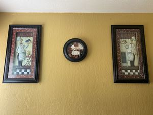 Wall decor for kitchen for Sale in Hayward, CA