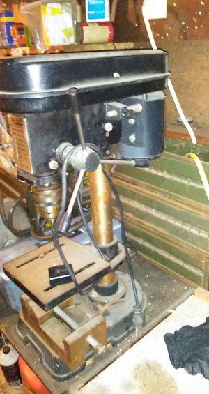 Solid steel drill press for Sale in Ashtabula, OH