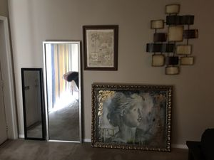 Wall Art & Mirrors $25 Each for Sale in Columbus, OH