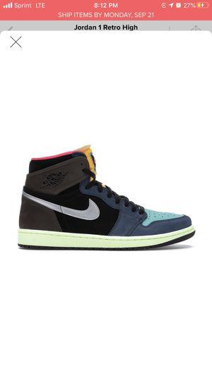 Nike air Jordan 1 biohack size 9.5 11 brand new for Sale in Bellevue, WA