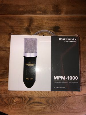 Microphone for Sale in Snohomish, WA