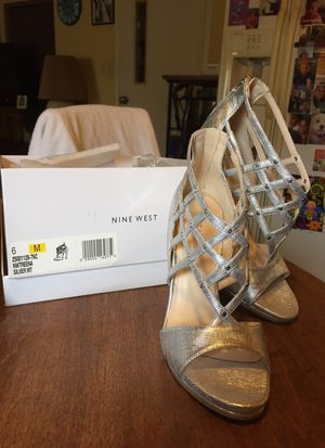 Wedding shoes for the Wedding season!!! Size 6 only. for Sale in Lakeland, FL