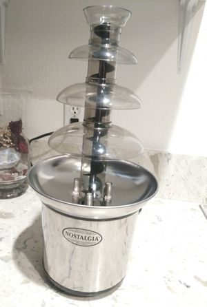 Chocolate fountain $25 for Sale in Las Vegas, NV