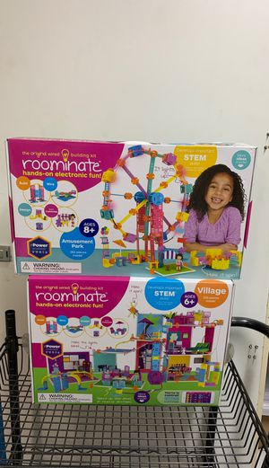 Roominate for Sale in Tracy, CA