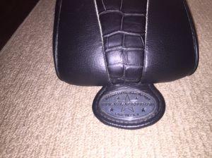 Harley Davidson Custom Alligator Bob Seat 97 Heritage Softail-Trade for?! for Sale in Moreland Hills, OH
