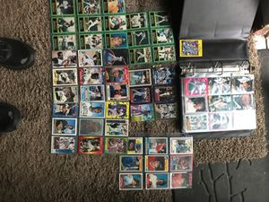 baseball cards 25 for all for Sale in Puyallup, WA