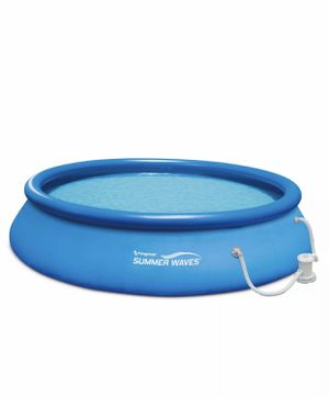 Summer waves quick set ring pool 15ft for Sale in Fremont, CA