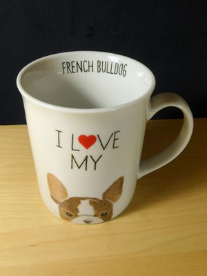 I Love My French Bulldog Mug for Sale in Vancouver, WA