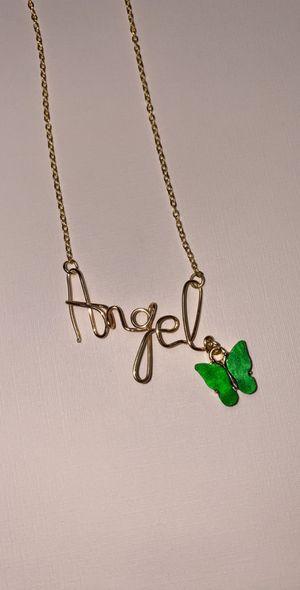 Name necklace for Sale in Hemet, CA