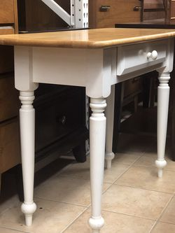 Farm House Wood Desk Table Stand Seattle for Sale in Seattle,  WA