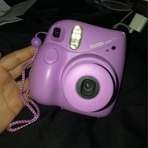 Instax Mini 7 + for Sale in Indianapolis, IN