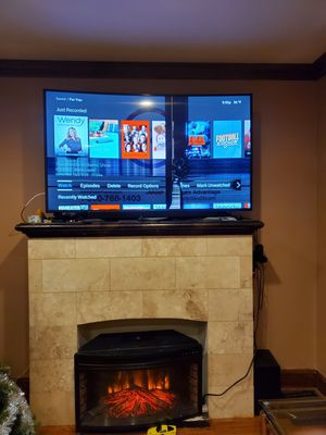Samsung 65 in tv for Sale in Bellwood, IL