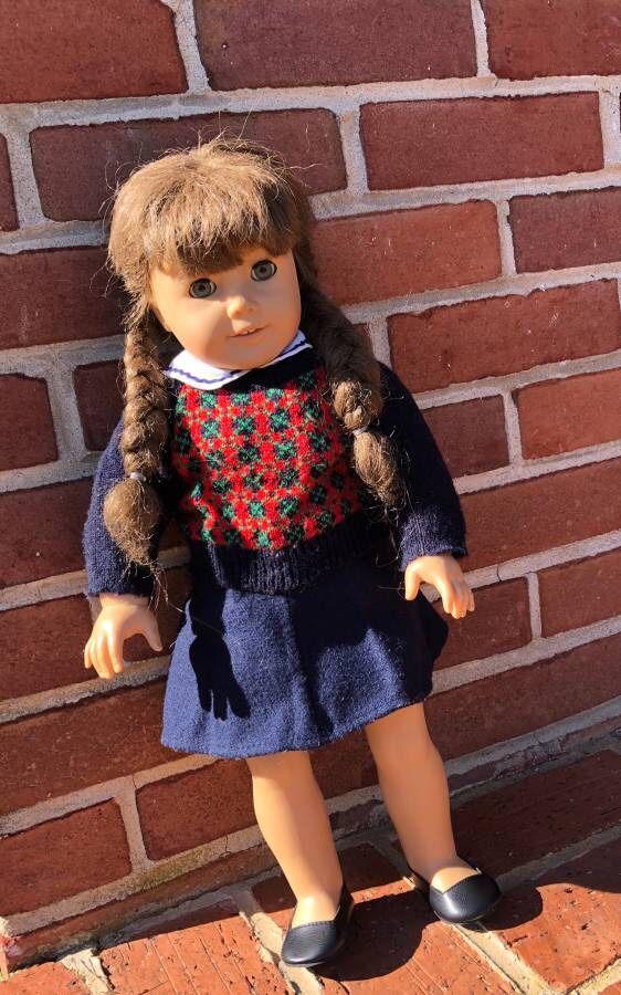 American Girl Doll Molly McIntire