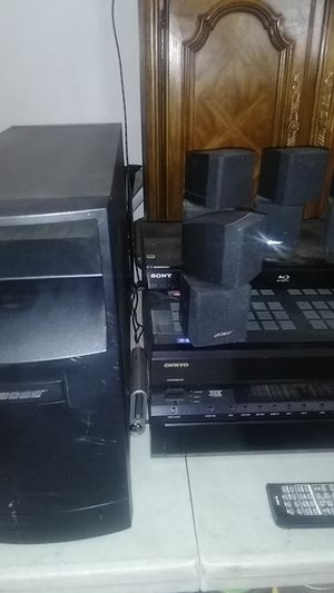 Bose acoustimass for Sale in Modesto, CA
