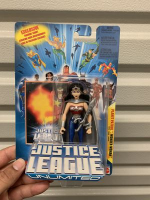 Wonder Woman collectible for Sale in Anaheim, CA