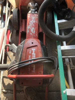 Hilti jackhammer for Sale in Long Beach, CA