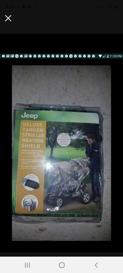Double Stroller Shield Cover for Sale in Hermosa Beach,  CA