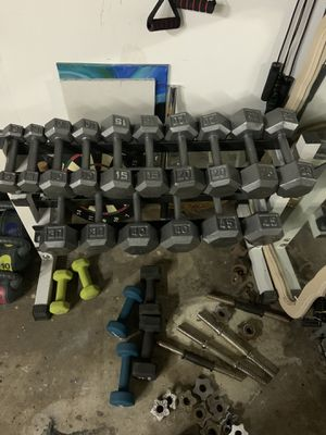Dumbbells for Sale in San Diego, CA