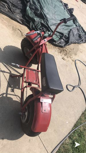 Coleman minibike frame for Sale in Lincoln Park, MI