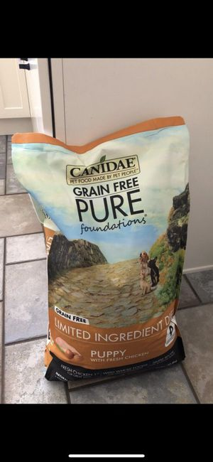 Canidae Grain Free Puppy Food for Sale in Payson, AZ