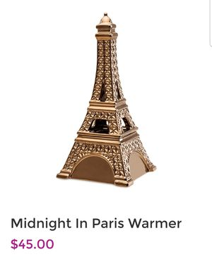 Scentsy warmer - Midnight in Paris for Sale in Houston, TX