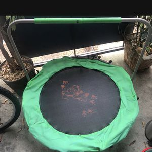 $10 Kids Trampoline for Sale in Alexandria, VA