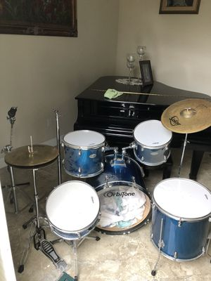 Orbitone drum set! for Sale in Downey, CA