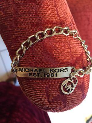 Mk Michael kors bracelet for Sale in Silver Spring, MD