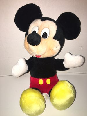 Mickey Mouse stuffed animal for Sale in Pittsburgh, PA