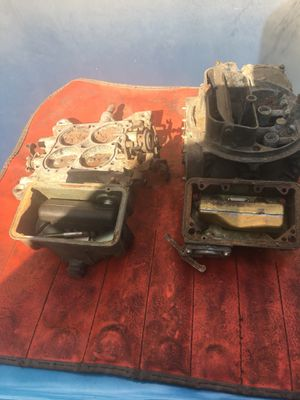 A-USED 780-VACUUM SECONDARILY HOLLEY CARBURETOR FOR PARTS $10.00 for Sale in Philadelphia, PA