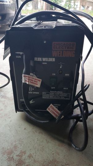 Chico electric welder for Sale in Irving, TX