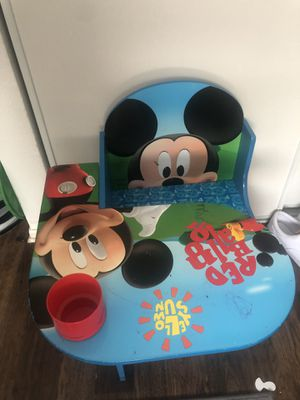 Mickey Mouse desk for Sale in Vallejo, CA