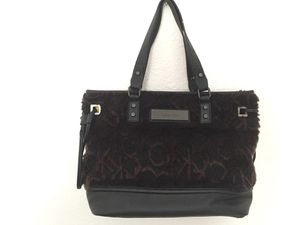 Calvin Klein Fur Leather Women's Purse for Sale in Temecula, CA