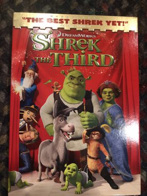 Shrek the Third for Sale in Reston, VA