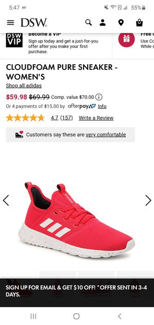 Women's Adidas Shoes (Brand New) for Sale in Pataskala, OH