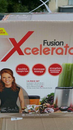 Fusion xcelerator blender for Sale in Clovis, CA