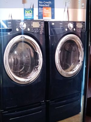 🍊Like new 🍒🍒🍍reconditioned refrigerator washer dryer stove stackable+financing available a free warranty*te🌻🐟l 2=06*50*3*8-62**5🍏🍍 for Sale in Seattle, WA