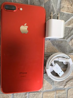 IPhone 7 Plus factory unlocked 256gb for Sale in Watertown, MA