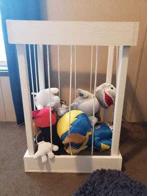 Kids Zoo/ Toy holder for Sale in Conroe, TX